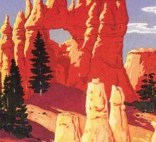 Bryce Canyon Sticker
