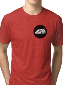 Arctic Monkeys Logo Tri-blend T-Shirt