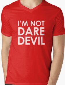 I'm Not Daredevil – Matt Murdock, Cosplay, Christmas Mens V-Neck T-Shirt