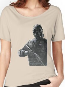 Rainbow Six Siege *Tahtcher* Women's Relaxed Fit T-Shirt