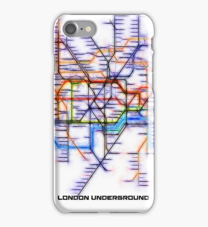 London Underground Tube iPhone Case/Skin