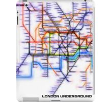 London Underground Tube iPad Case/Skin