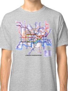 London Underground Tube Classic T-Shirt