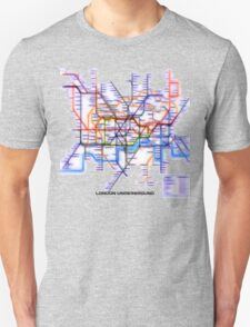 London Underground Tube T-Shirt