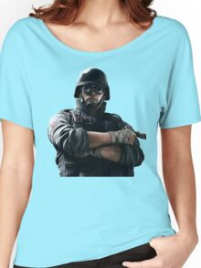 Rainbow Six Siege *Thermite* Women's Relaxed Fit T-Shirt