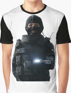 Rainbow Six Siege *Twitch* Graphic T-Shirt