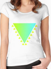 Vector I Women's Fitted Scoop T-Shirt