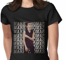 Mark Thomas Womens Fitted T-Shirt