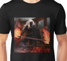 Lady Raven of the Black Gryphons - Square Version Unisex T-Shirt