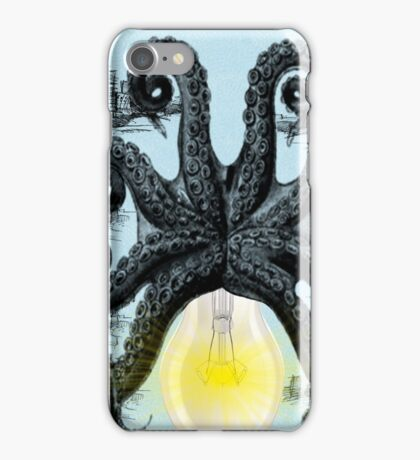 Octopus unique style  iPhone Case/Skin