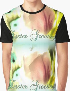 Easter Greetings Graphic T-Shirt