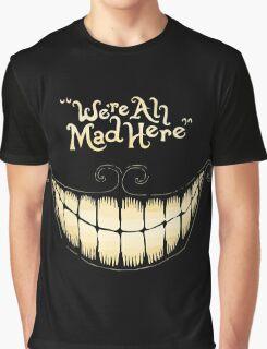 Mad Cat Graphic T-Shirt