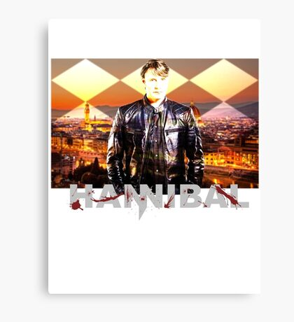 Hannibal in Florence Canvas Print