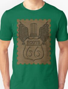 Route 66 USA higway Unisex T-Shirt