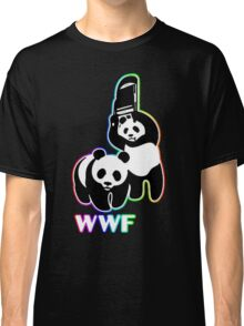 WWF (Behind The Scene) Colored Classic T-Shirt