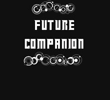 Future Companion / Doctor Who Women's Fitted Scoop T-Shirt