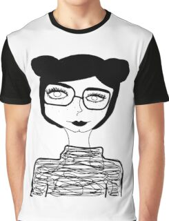 Sophisticated Little Lady  Graphic T-Shirt