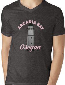 Arcadia Bay, Oregon – Chloe Price, Life Is Strange Mens V-Neck T-Shirt