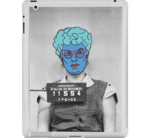 Mugshot 1 iPad Case/Skin