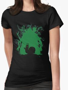 Lil' Evil Womens Fitted T-Shirt