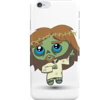 Cute Zombie Jesus iPhone Case/Skin