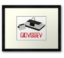 Magnavox Odyssey Framed Print