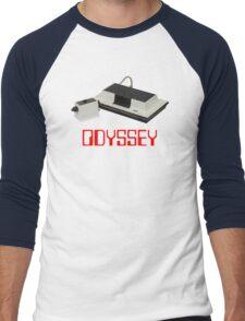 Magnavox Odyssey Men's Baseball ¾ T-Shirt