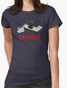 Magnavox Odyssey Womens Fitted T-Shirt