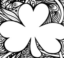 Shamrock! Sticker