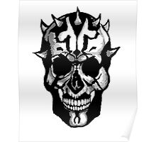 Sith Skull Poster