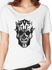 Sith Skull Women's Relaxed Fit T-Shirt
