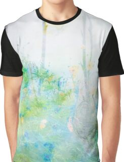 Fog Forest Graphic T-Shirt