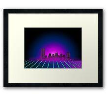Nightrider Framed Print