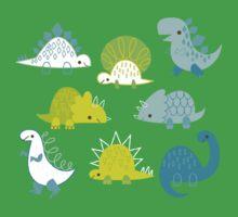 Dinosaurs Baby Tee