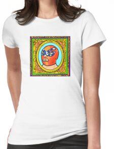 El Calamar Brusco Womens Fitted T-Shirt