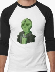 thane krios Men's Baseball ¾ T-Shirt