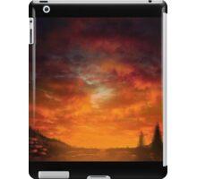 Blood skies iPad Case/Skin