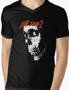 EVIL DEAD 2 Mens V-Neck T-Shirt