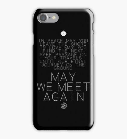 May We Meet Again Constellation iPhone Case/Skin