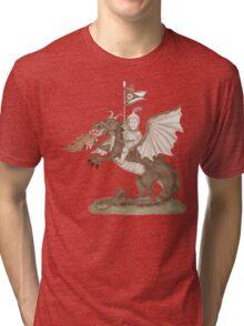 John Kasich Needs a Dragon  Tri-blend T-Shirt