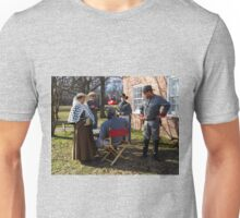 Civil War Re Enactors Unisex T-Shirt