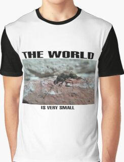 the world Graphic T-Shirt