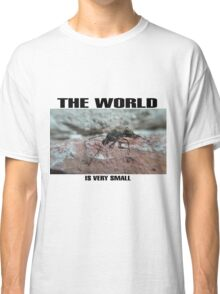 the world Classic T-Shirt