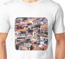 Rooftops of Gulangyu Unisex T-Shirt