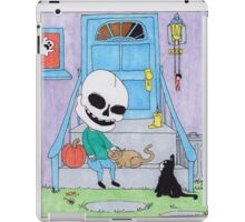 The Halloween Neighborhood iPad Case/Skin
