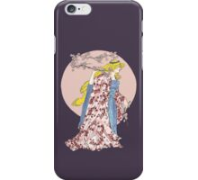 Cherry Blossom Moon iPhone Case/Skin