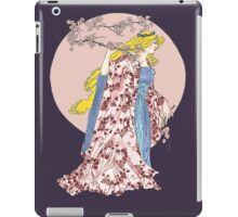 Cherry Blossom Moon iPad Case/Skin