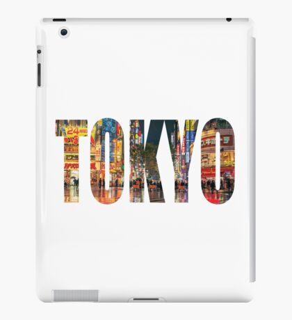 Tokyo iPad Case/Skin
