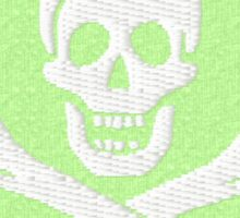 Piracy Geek Merit Badge Sticker