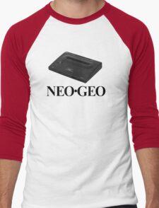 Neo Geo Neo-Geo NeoGeo Men's Baseball ¾ T-Shirt